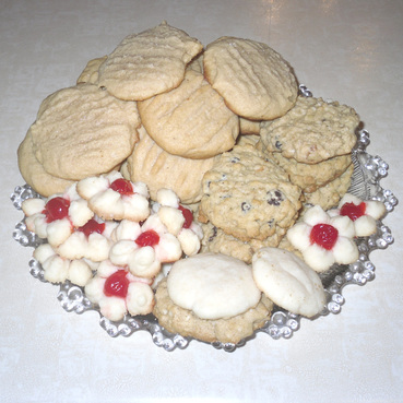Got a Grumpy Woman or a Grouchy Man on Your Gift List? Cookies