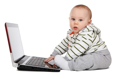 New Baby Shower Gift Idea List: Computer