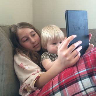 Gift Idea List for an 11 Year Old Girl: Kindle Fire Tablet