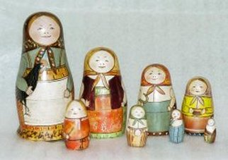 Russian Matryoshka Babushka Nesting Dolls: The Gift Ideas List Site