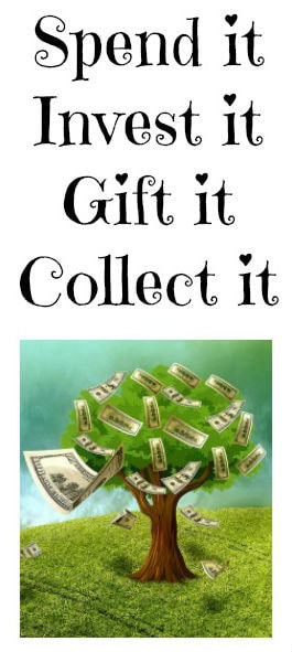 Re-gifting Unwanted Gifts: Gift Giving Etiquette - money