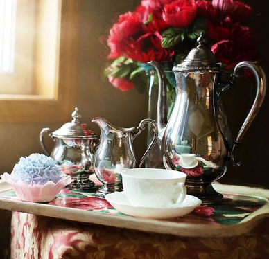 Afternoon High Tea Party: It was an English Idea That has now Became an Enchantingly Formal Traditional Affair
